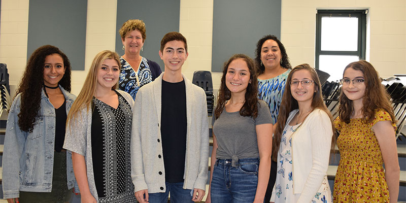 All-County Honors for Rocky Point Musicians