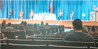 NHS Inductee Ceremony